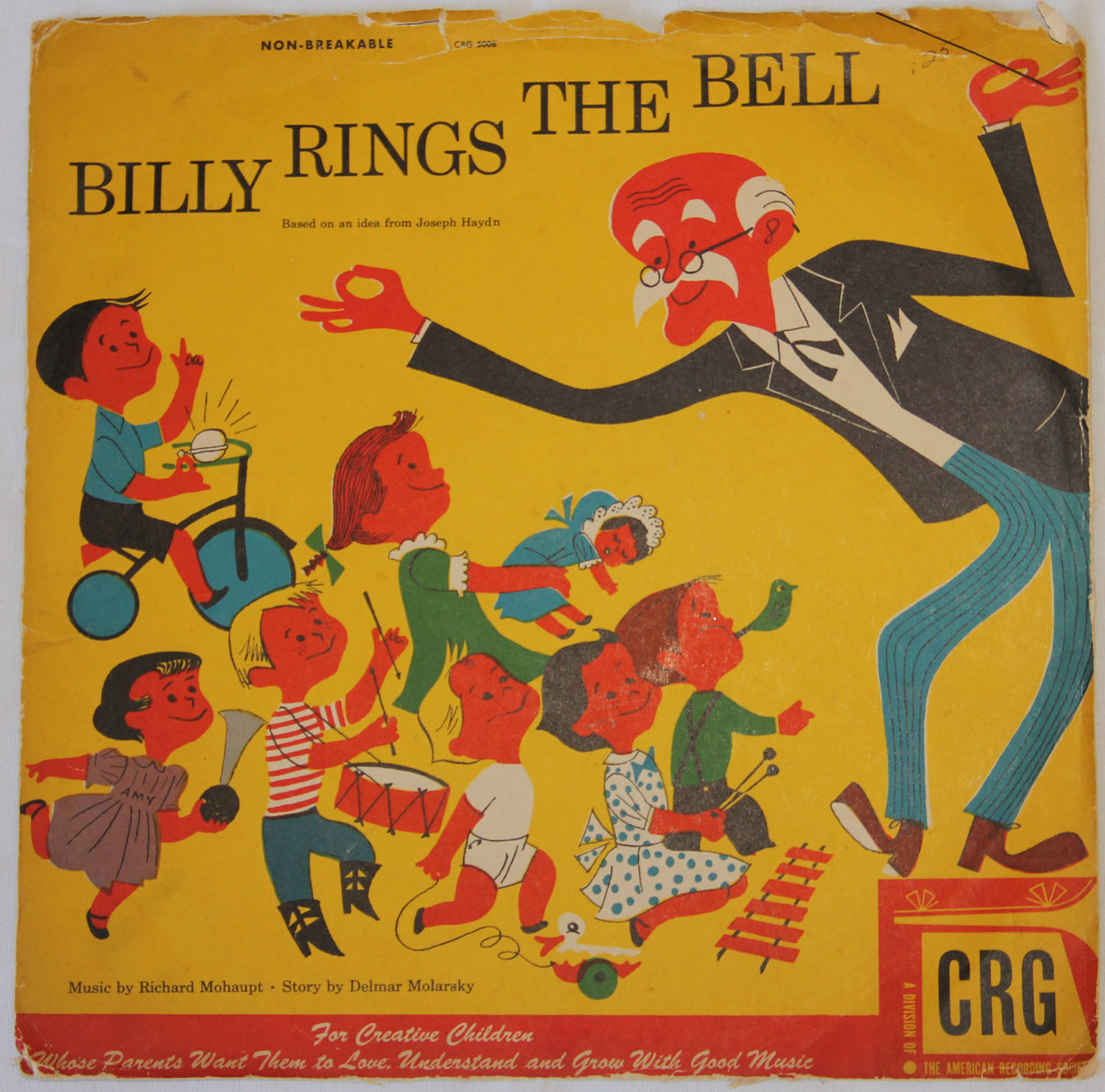 Billy Rings the Bell